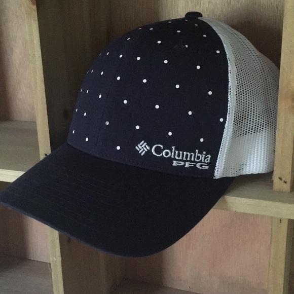 0d833e8a40850 Columbia women s trucker hat